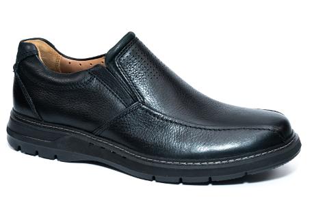UN Ramble - Black - Loafer