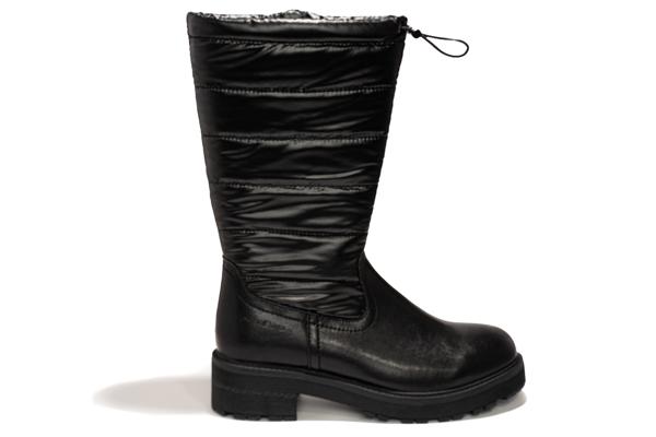 Joliette - Black Leather